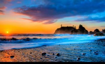 Beach Sunsets Wallpaper Free