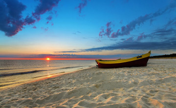 Beach Sunsets Wallpapers for Desktop