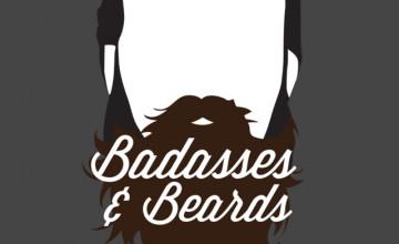Beard iPhone Wallpaper