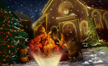 Beautiful Christmas Wallpapers Wallpaper