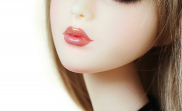 Beautiful Doll Wallpaper for Free