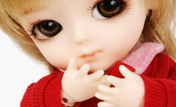 Beautiful Dolls Wallpapers