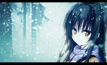 Beautiful HD Anime Wallpaper