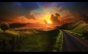 Beautiful Landscape Backgrounds Landscape Wallpapers