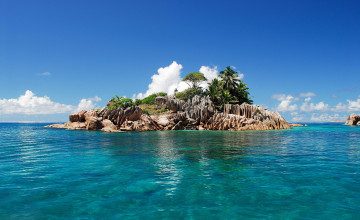 Beautiful Tropical Islands Desktop Wallpaper