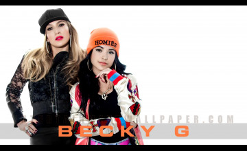 Becky G Wallpaper for Kik