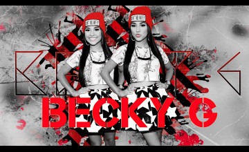 Becky G Wallpapers 2015