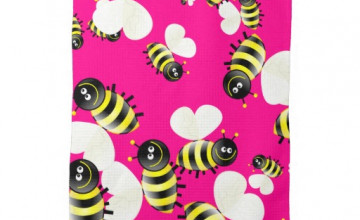 Bee Wallpaper for Kitchen