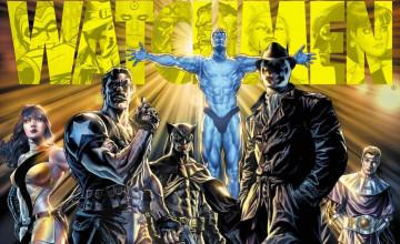 Before Watchmen Wallpaper