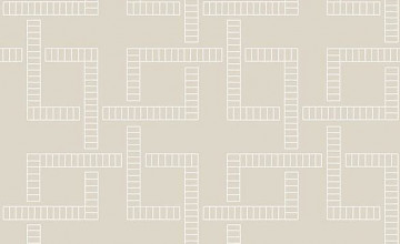 Beige Geometric Wallpaper