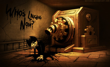 Bendy And The Ink Machine HD Wallpapers