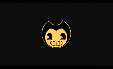Bendy And The Ink Machine Logo Wallpapers