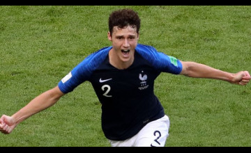 Benjamin Pavard Wallpapers