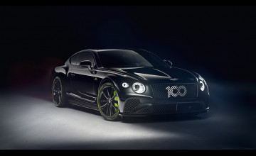 Bentley Continental GT3 2020 Wallpapers