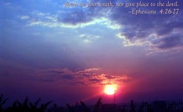 Bible Quote Wallpaper