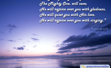 Bible Verse Wallpaper for Desktop