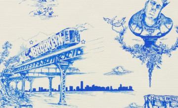 Biggie Smalls Wallpaper from Brooklyn