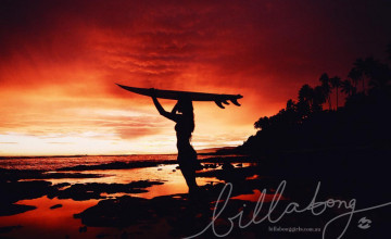 Billabong Wallpaper