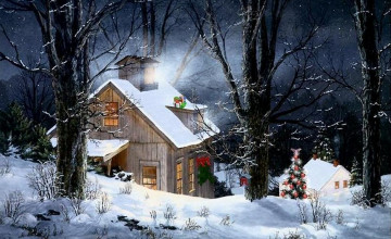 Bing Wallpaper Christmas Scenes