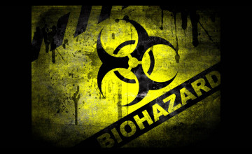 Biohazard Desktop Wallpaper