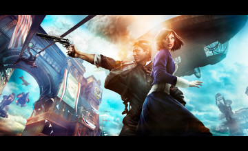 Bioshock Infinite Wallpaper Full HD