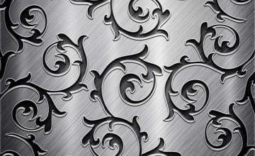 Black and Silver Wallpaper Designs