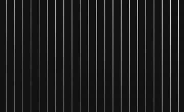 Black and White Pinstripe Wallpaper