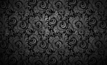 Black Design Background Wallpaper
