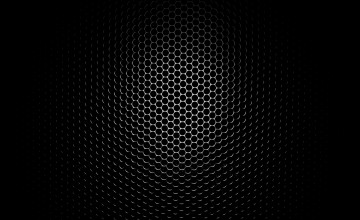 Black Mesh Wallpaper