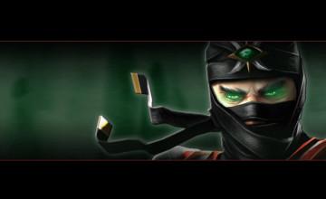Black Ninja Wallpaper