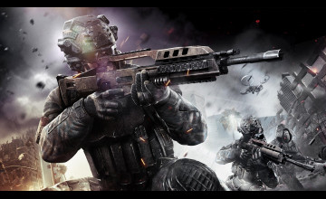 Black Ops 2 Wallpaper 1920X1080