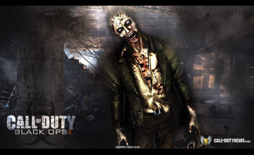 Black Ops 2 Zombies Wallpaper