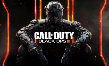 Black Ops 3 Moving Wallpaper