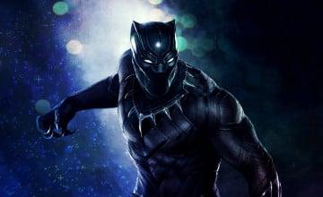 Black Panther Marvel HD Wallpaper