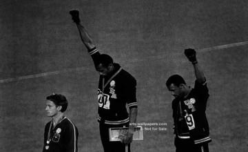 Black Power Wallpaper