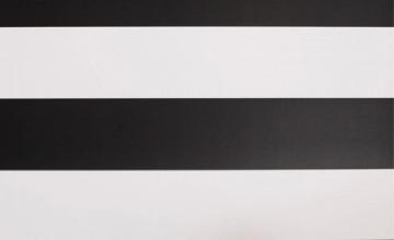 Black Stripe Removable Wallpaper