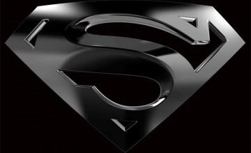 Black Superman Wallpaper
