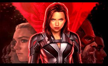 Black Widow 2020 Wallpapers