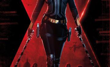 Black Widow 2021 Movie Wallpapers