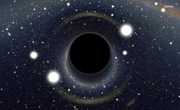 Blackhole Wallpaper