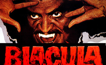 Blacula Wallpaper