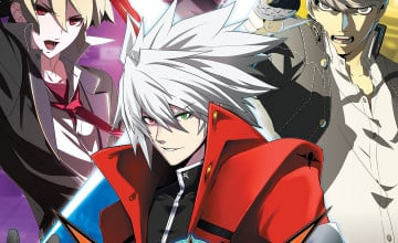 BlazBlue: Cross Tag Battle Wallpapers