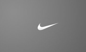 Blue and White Nike Wallpaper