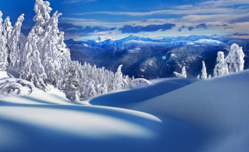 Blue Mountain Wallpaper Canada