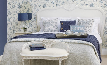 Blue Wallpapers for Bedroom