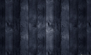 Blue Wood Wallpaper