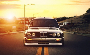 BMW E30 M3 Wallpapers