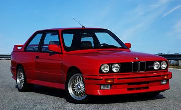 BMW E30 Wallpaper HD