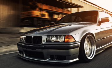 Bmw E36 M3 Wallpaper