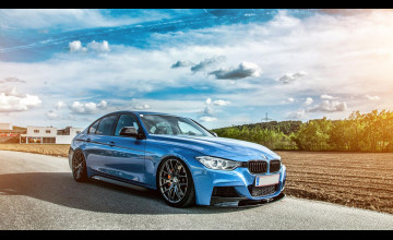 BMW F30 Wallpapers